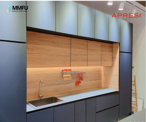 Aluminium Kitchen Cabinet