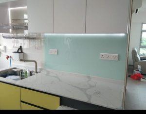 Kitchen Backsplash Glass