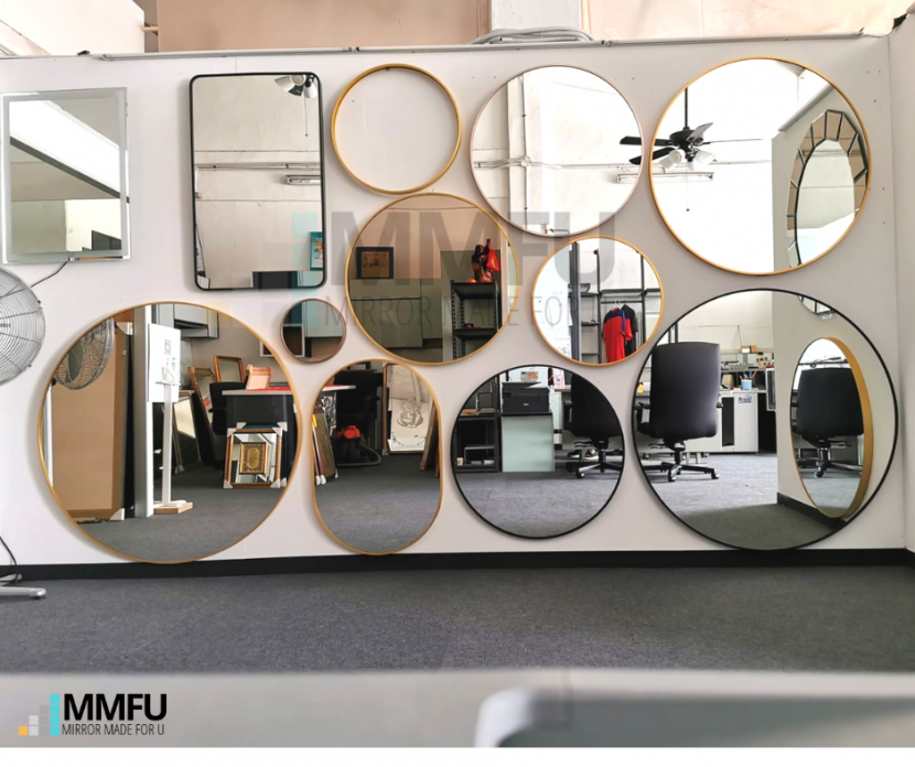 Wide Range of Ready Made Mirror